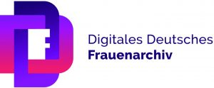 Link zu digitales Deutsches Frauenarchiv